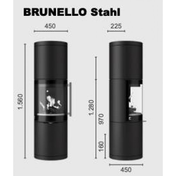 BRUNELLO Steel