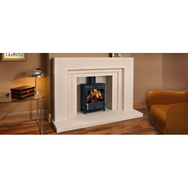 FDC 5 Wide  Freestanding Multifuel Stove