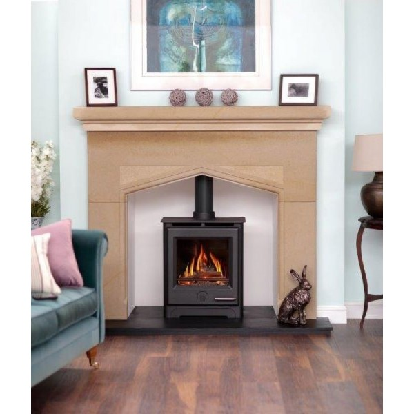 The Phoenix Gas Range Conventional Flue 5kW